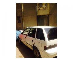 Cultus 2004 for sale in good amount