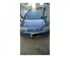 Suzuki Cultus blue Colour model 2007 for sale