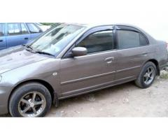 Honda Civic Wine Oriel Additive 2002 for sale