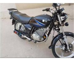 Suzuki GS150 New Allows Rim Heavy Exhaust for sale