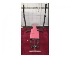 Bench Press 3 in 1 Feature. Heavy duty. for sale