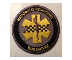 Registered Driver required with a good salary