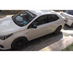 Toyota Corolla 2015 XEI Manual for sale