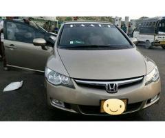 Honda reborn prosmatec 1.8 for sale