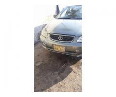 Toyota corolla Exi for sale