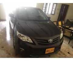 Toyota corolla GLI 1.6 automatic for sale in good amount