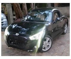 Daihatsu Copen 2014 convertible for sale in good amount