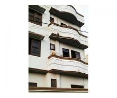 Corner West Open Portion with Roof 3 Bed D D Gulistan-e-Johar Block 7