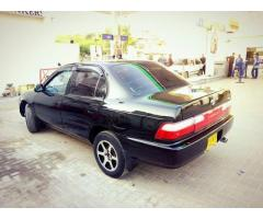 toyota corolla indus 1.6 efi automatic for sale