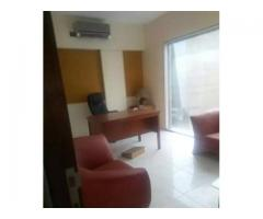 DHA Phase Vi Small Shahbaz Office secound floor with lift for sale