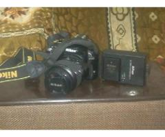 Nikon D3100 Good Condition for sale if you want these beast thing