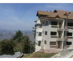 Flat in Murree on Mall Road , Available for Rent