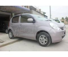 Toyota Passo Model 2012 import 2016 Registration 2017 for sale