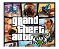 Gta 5(v) Game for Computer and Laptop for sale