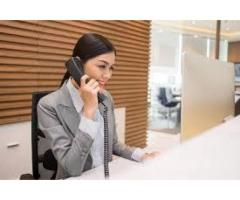 Female receptionist required and also handle accounts for the NGO