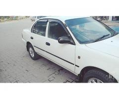 Toyota Corolla 1999 exi for sale in good amount