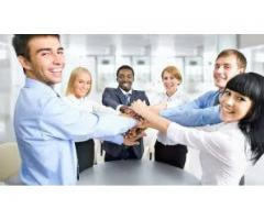 Team management staff required with a good amount of salary