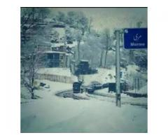 Its Dream Murree Plots Are Available for sale on installments
