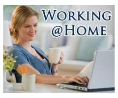 Online home-based with a handsome earning