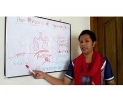 Female O Level Biology TEACHER
