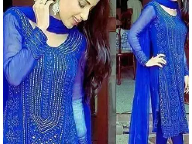 And Mukesh / Kamnani Pakistani Handmade Dress for sale