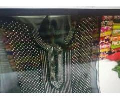 Mukesh / Kamnani Handmade suit for sale