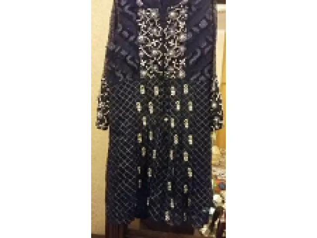 Frock Style - Net Organza for sale in good amount