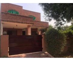 12 Marla Lower Portion With Sprat Gate in Dha Phase 5 for rent