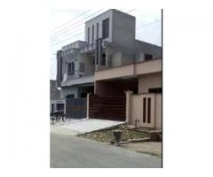 Kanal single story house 3 bed tv dd in johar town Lahore for rent