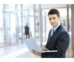 Marketing Executive Male Required handsome salary