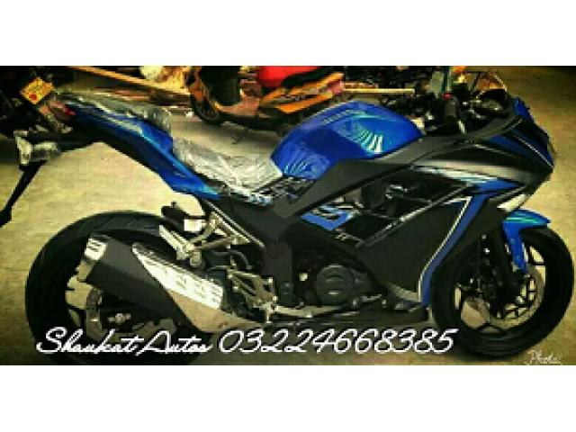 150cc custom paid for sale