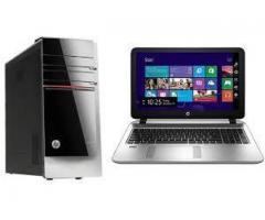 Laptop, Desktop Machine, I.T Products