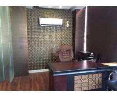 Fully Furnished Office For Rent its a good rent