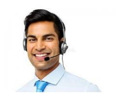 Male Call Center Agents Required