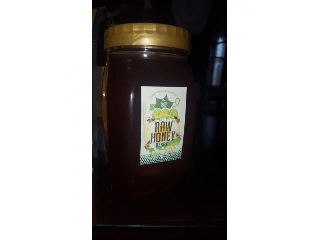 Regional Organic Honey