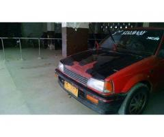 Charade 85 for sale my car