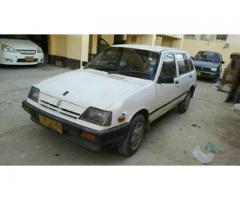 Khyber 1988 CNG petrol full original for sale