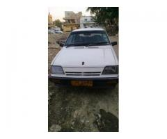 Japani Khyber CNG petrol good condition car 1988 for sale