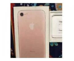 Iphone 7 32GB rose gold condition 10 for sale