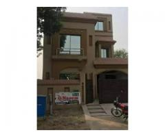 5 Marla House Bahria nasheman lowest price house for sale