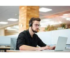 Computer operator with a handsome salary