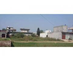 5 Marla Plot Near Gogh Pur Sialkot for sale
