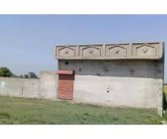 Bhagwal road-level arts Sialkot 185 feet front for sale