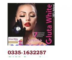 Gluta white Skin Whitening Pills capsule price in Pakistan