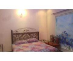 3 bedroom furnished portion on rent bahria town