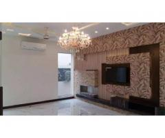 Kanal Brand New Luxurious bungalow For Rent in DHA Phase VI D Block