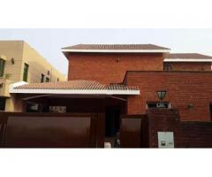 DHA Excellent One Kanal Banglow Phase 4 Near Community Club , For Rent