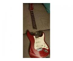 Photogenic Stratocaster Electric Guitar for sale