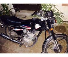 Honda 125 Model 2015 Multan Number Condition 10/10 for sale