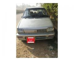 Mehran car for sale in good amount